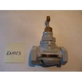 HONEYWELL V5011A 8200-3 VALVOLA MISCELATRICE DEVIATRICE 2 VIE A PISTONE DN25 PN10