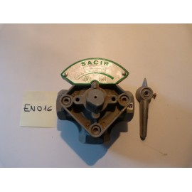 MUT 1001 VM4 VALVOLA MISCELATRICE DEVIATRICE DI FLUSSO 4 VIE 1